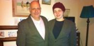 With Rowan New Year 2013