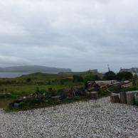 View from Apartment Ullinish Skye