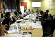 HEARD Board Meeting October 2013