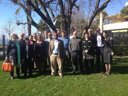 The Economic Reference Group of UNAIDS and the World Bank Montreaux March 2014