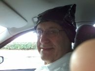 An unusual hat, 12th July 2015