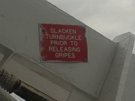 On the ferry, 2015. What does it actually mean?