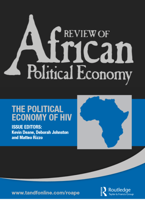 The political economy of HIV