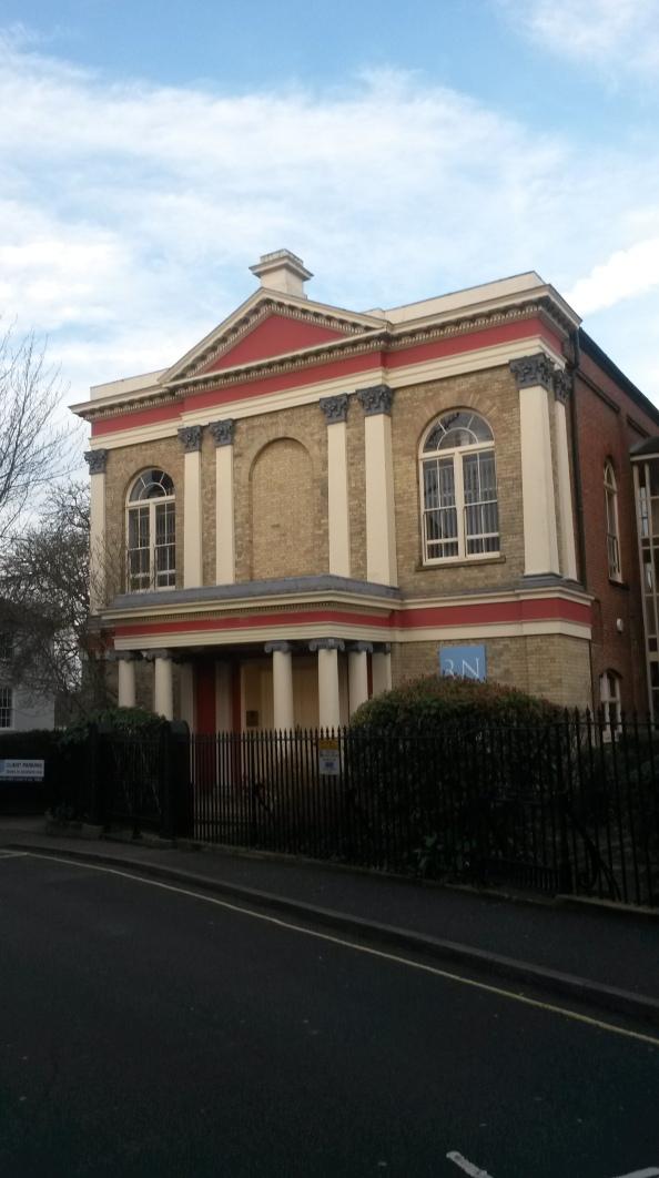 Back Street, Norwich, December 2015