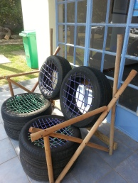 Tire Chairs waterford Nov 2015