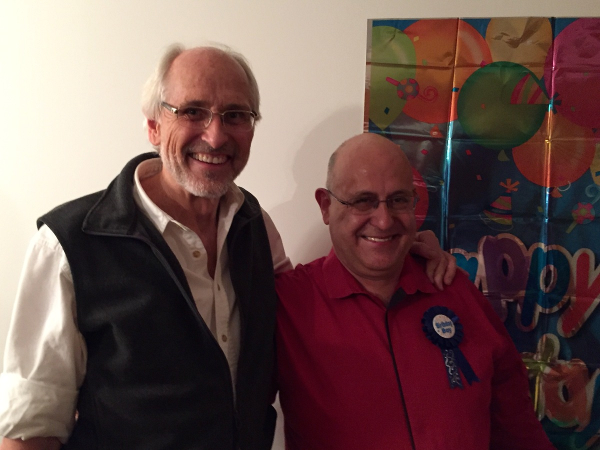 David Zakus and Alan Whiteside