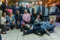 Everyone who ever played, and was at THE birthday party 25 years later: Cape Town November 2016