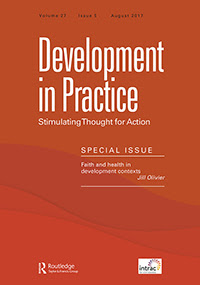 Development in Practice cover
