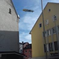 Zeppelin, Germany, 2017